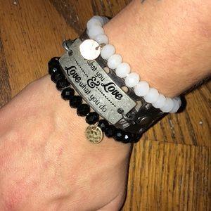 Jewelry - Vintage leather bracelet